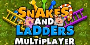 Snakes and ladders, multiplayer