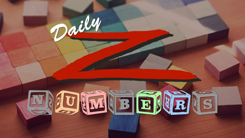 Imagen Daily ZNumbers