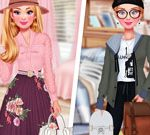 Princesses Girly Chic Vs Tomboy